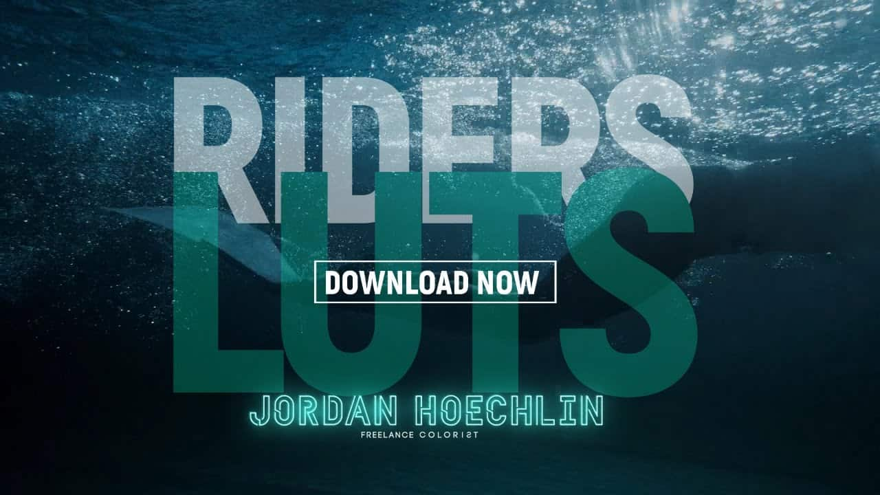 Jordan Hoechlin - Riders LUTs - Free Download -