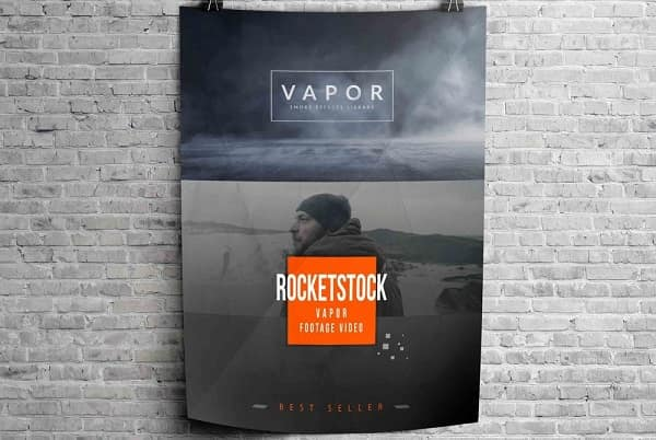 [Special] RocketStock – Vapor: 100+ Smoke & Fog Effects – RS3015