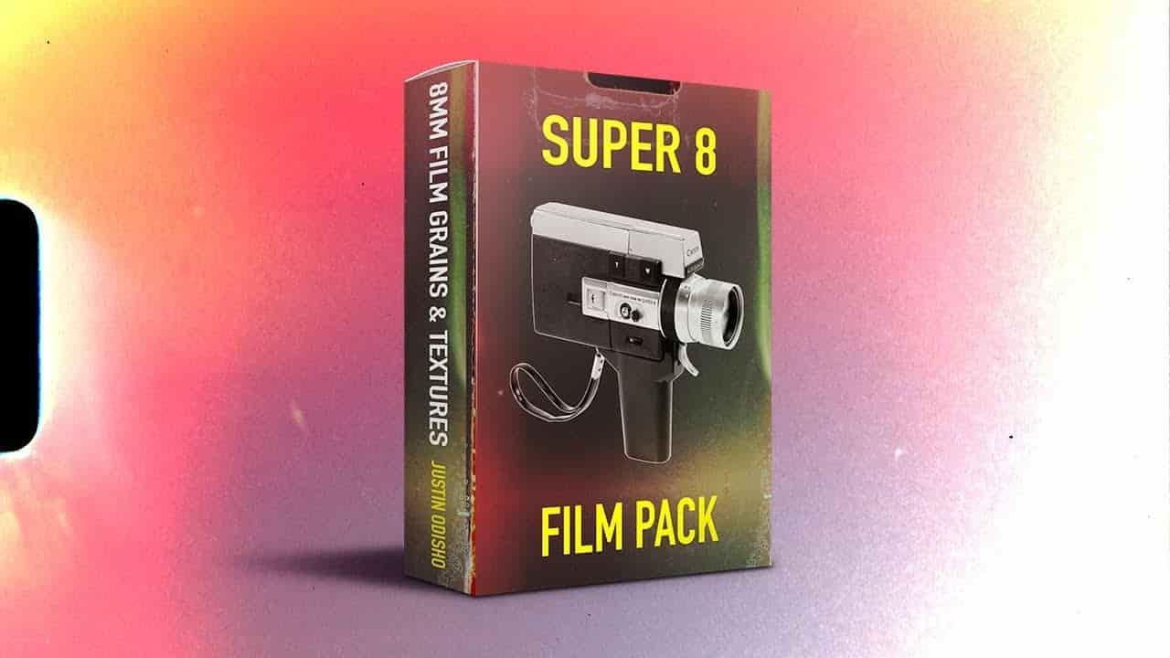 [Special] Justin Odisho Super 8 Film Overlays