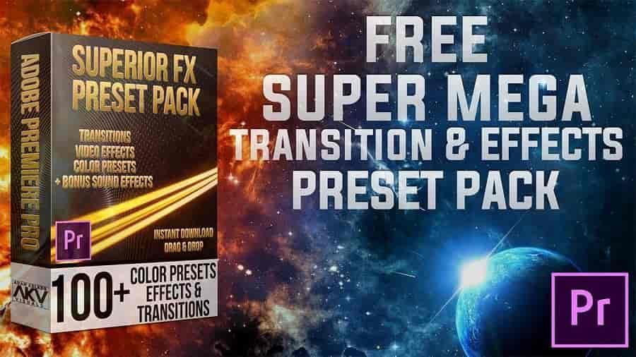 Akvstudios: Superior Fx Preset Pack
