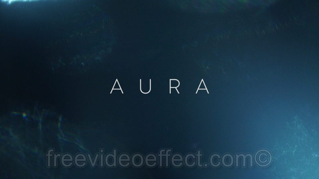 AURA 4K Lens Flares by Bounce Color
