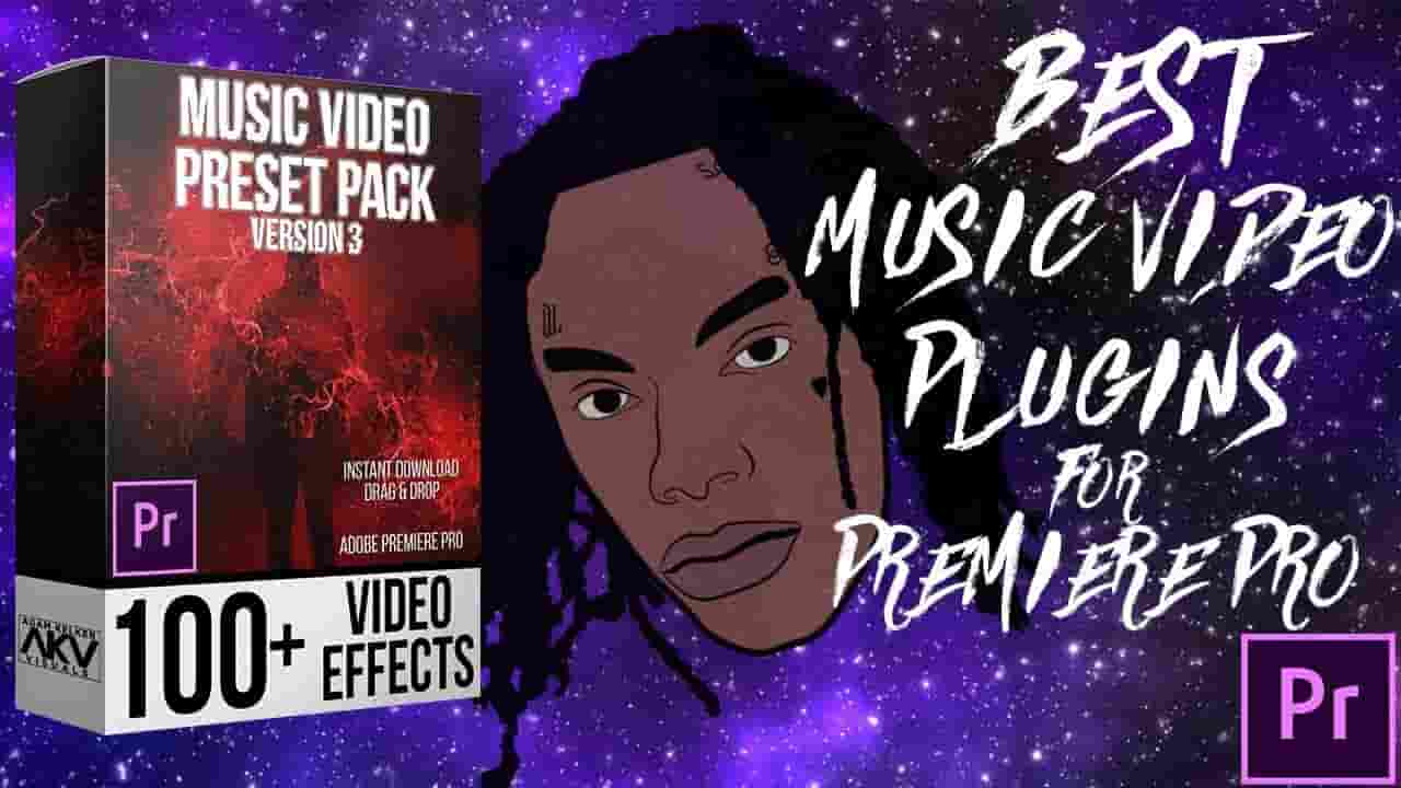 Music Video Preset Pack Vol. 3 Akvstudios