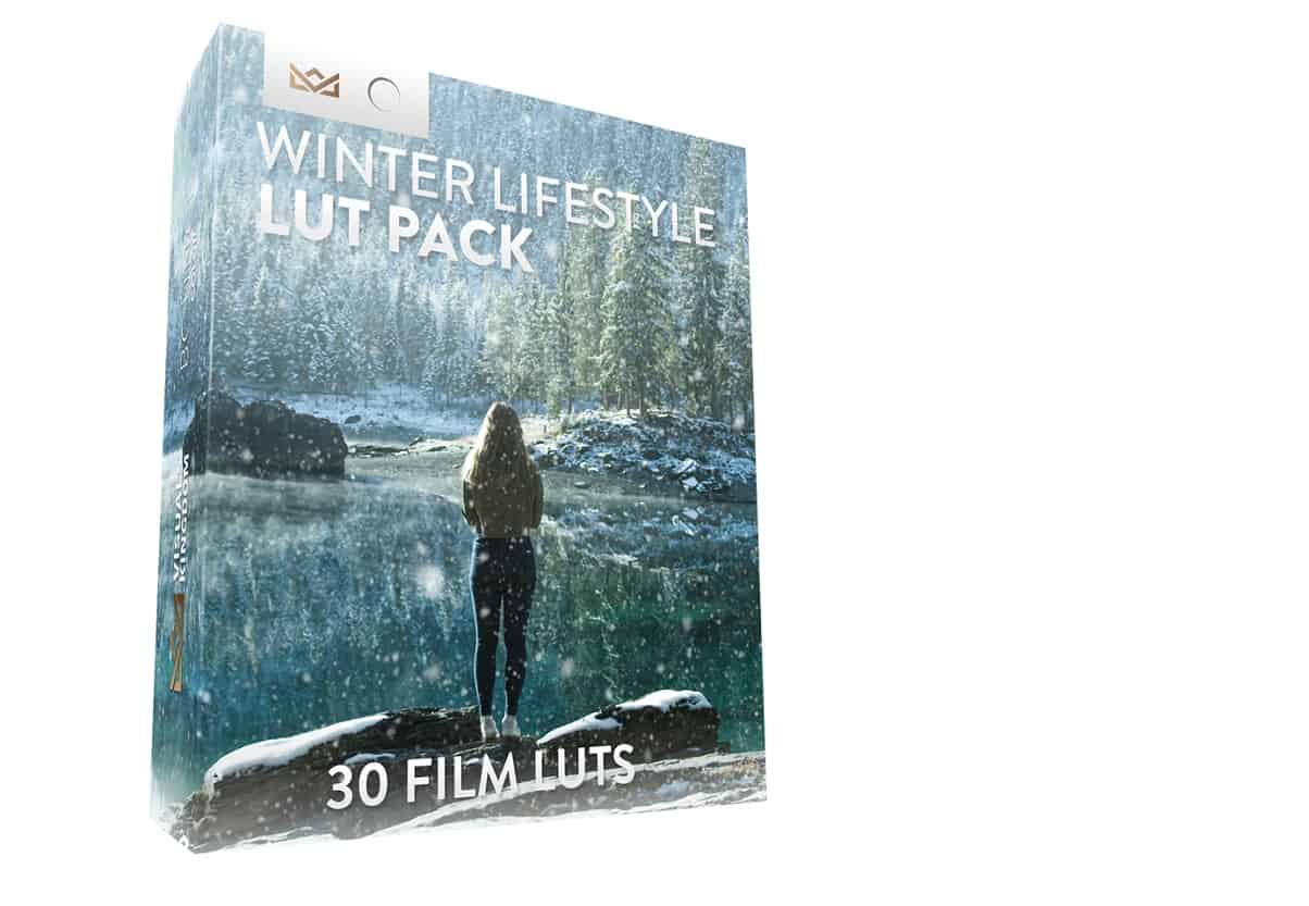 Bounce Color: Winter Lifestyle – 30 Film LUTS