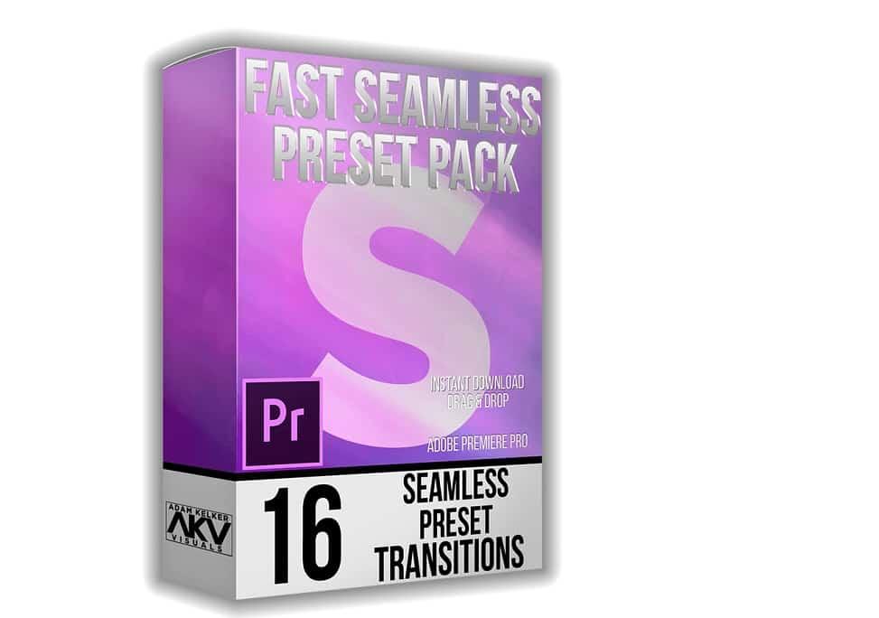 Akvstudios: Fast Seamless Transition Pack