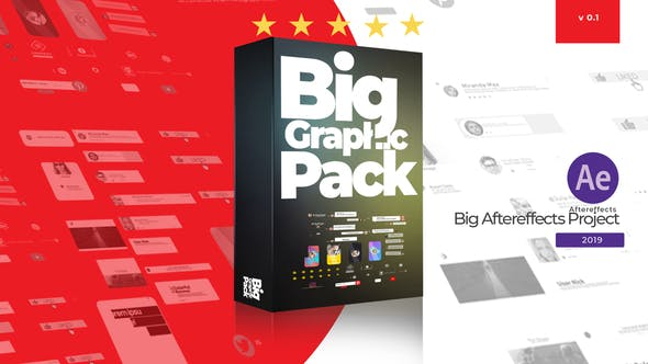 Big Graphic Pack V0.1 Videohive 24515878