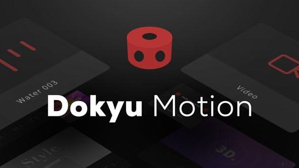 Dokyu Motion Videohive 22745086