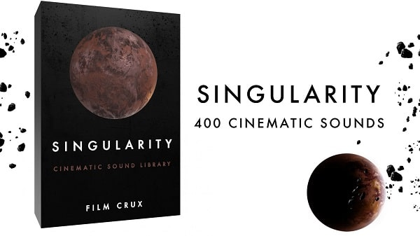 FILM CRUX Singularity [WAV]