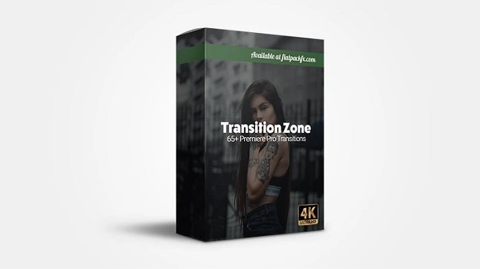 Transition Zone – Premiere Pro Flatpack