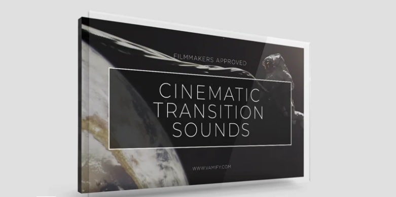 Cinematic Transition Sounds Vamify