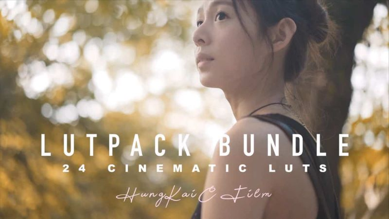 LutPacks Bundle (ALL 24 LUTs) HungKai Chen