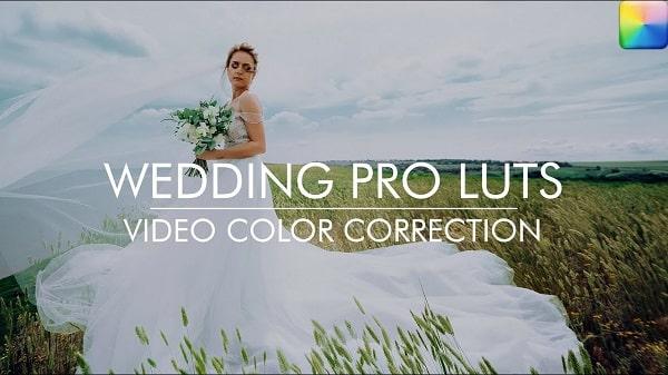 Wedding LUTs  Fixthephoto