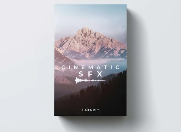 Cinematic Sound Pack 640 Studio
