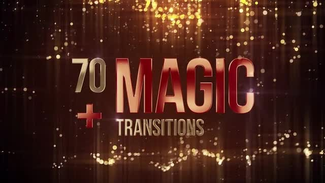 70 Magic Transitions Motionarray 36262