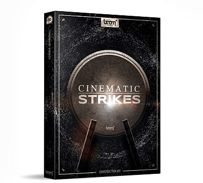 Boom Library – Cinematic Strikes Construction Kit (WAV)
