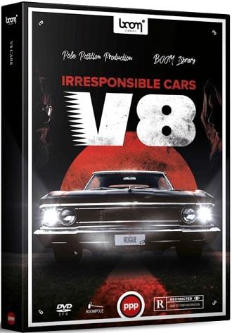 Boom Library – CARS – V8