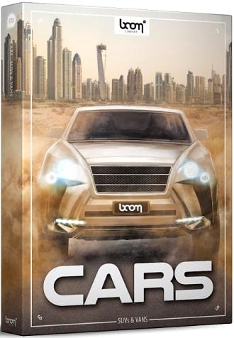 Boom Library – CARS – SUVs & Vans