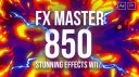Videohive 26021811 850 FX Master – Cartoon Action Elements