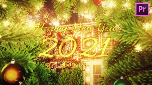 Videohive 29243424 New Year Countdown 2021 for Premiere ...