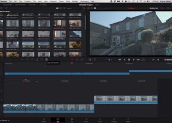 Video Editing with DaVinci Resolve 16/17: from beginner to professional