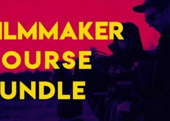 Triune Digital FILMMAKER COURSE BUNDLE