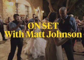 On Set With Matt Johnson - The Academy Of Storytellers