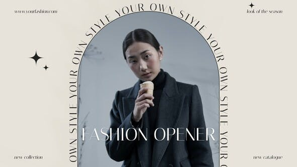 Videohive 33183199 Fast Fashion Opener