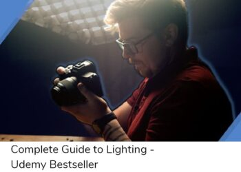 Video Lighting for Beginners A Complete Guide to Lighting - Udemy Bestseller