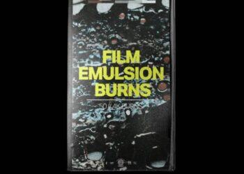 Tropic Colour Film Emulsion Burns