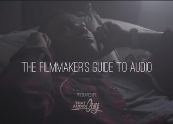 Audioguy THE FILMMAKER'S GUIDE TO AUDIO