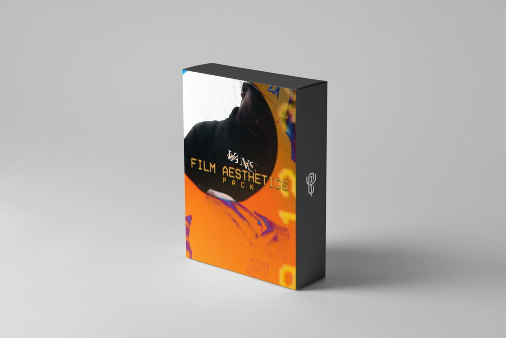 YCImaging Film Aesthetics Pack (Video Overlays)