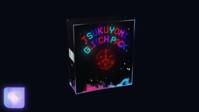 Payhip Tsukuyomi Glitch Pack