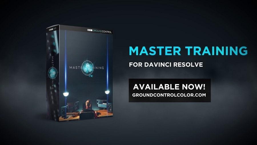 Ground Control Color – Master Training for DaVinci Resolve